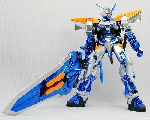 Blue Frame Astray C3XHobby