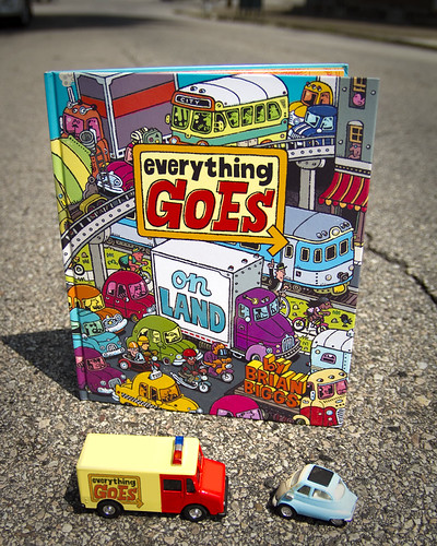 Everything Goes: By Land
