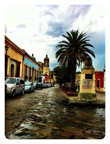Daytime in Oaxaca