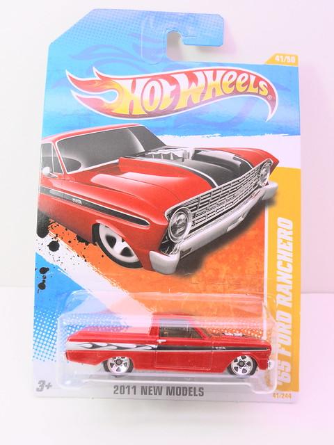 hot wheels '65 ford ranchero (1)