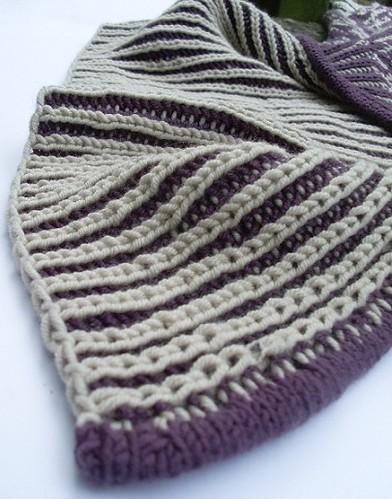 Gothic Snowfall Pullover Collar