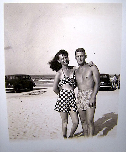 1940s Dreamy COuple