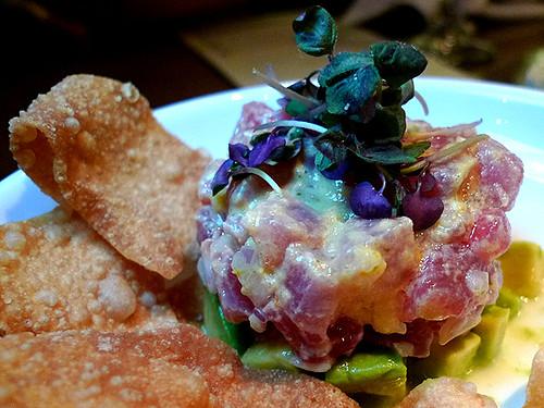 Picca's Tuna Tartare