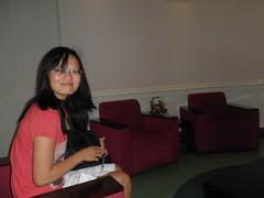 潘蕾 with me @ Anhui hospital