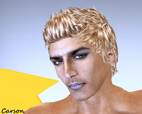 Bad@zz - Industry Hair ---     Prodigal - MHOH6 Special Skin