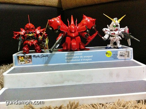 Alternative SD Gundam Multi Level Display Base (7)