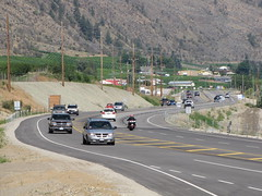 Highway 97 Passing Lanes