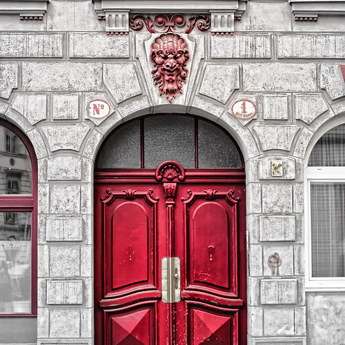 Red door to hell? by stst31415