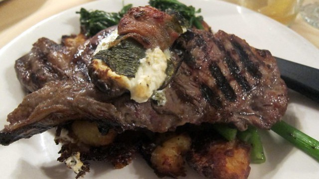 delmonico at the belton chalet