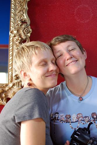 Sonja and Bonnie