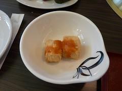 Macleod Sushi & BBQ - pix 10 - Spicy Tofu - Visit 1 - order 1