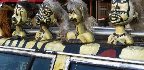 Voodoo Vehicle Detail by dyannaanfang