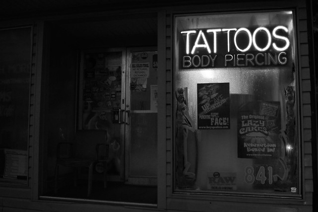 Tattoos and Body Piercing