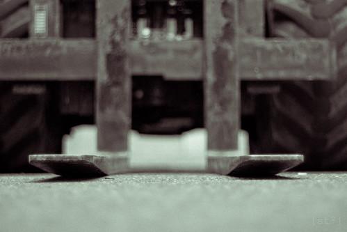 Feet of steel
