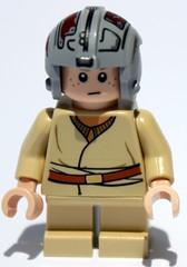 Young Anakin figure