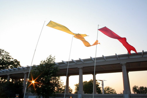 The Muny - Flags