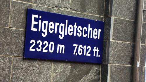 Eigergletscher Station
