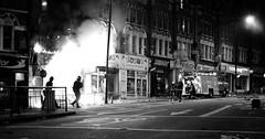 Shop Fire
