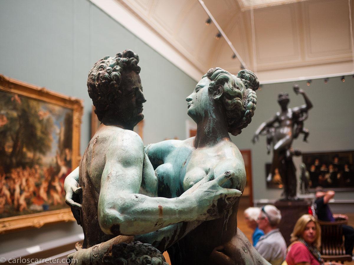 Escultura romántica (Nationalmuseum)