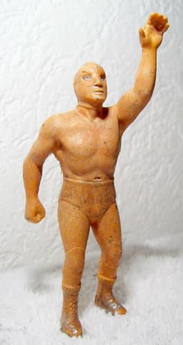 El Luchador Rayo De Plata
