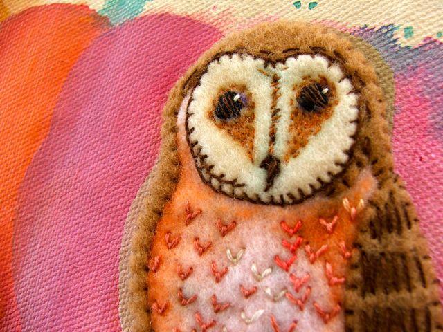 Danielle's owl