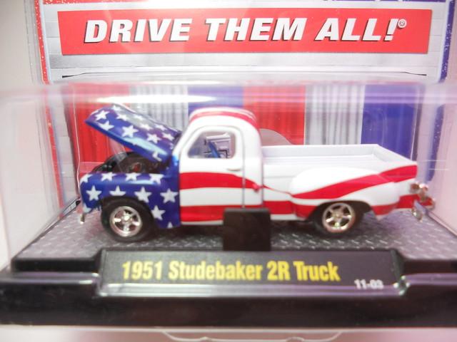 m2 patriot release 1951 studebaker 2R truck (2)