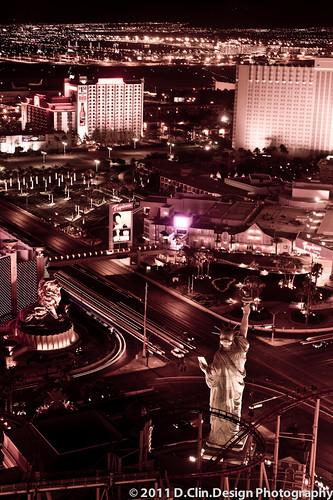 Leica Vegas Pt.2 NYNY by d.clin.design