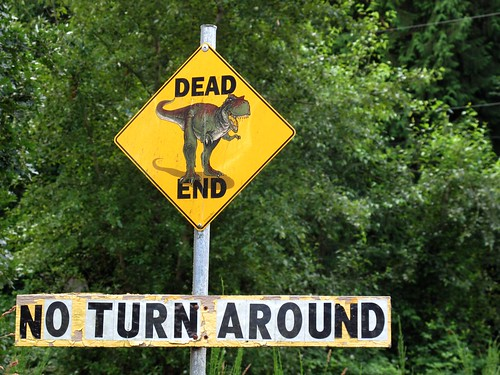 Dead End, No Turn Around by Gexydaf