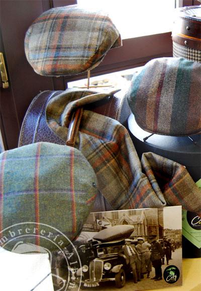 Sombreros de City Sport de Sombrerería Albiñana