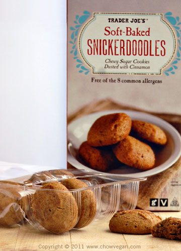 Trader Joe's Snickerdoodles