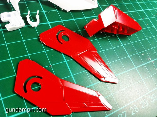 Building MG Zeta 2.0 HD Color Version (part 1) (15)