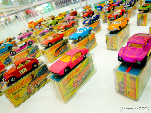Matchbox Cars 1 by israelv