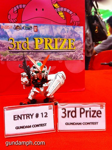 Free SD Astray Red Frame at TK Gundam Detailing Contest Caravan (23)