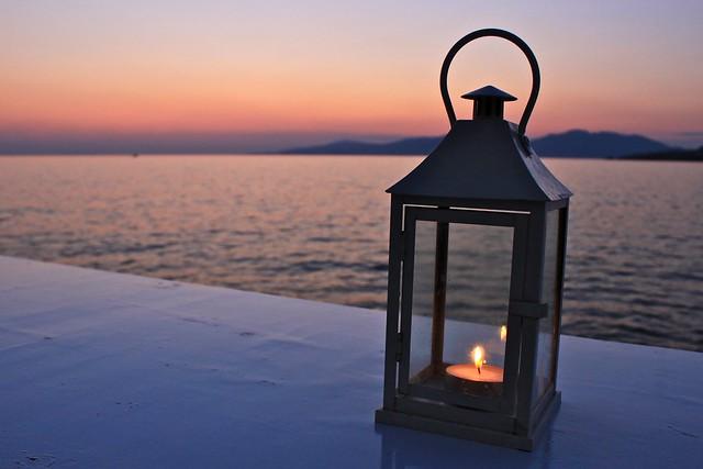 Lanterne, Myconos