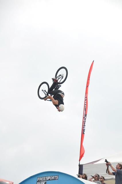Bike Back Flip