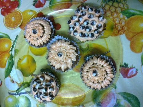 choco cupcake love by awibear