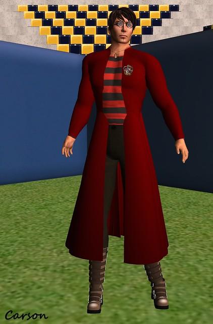 WoH - Gryffindor Quidditch Team Package