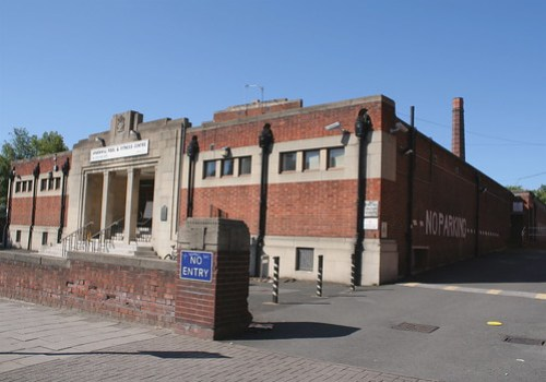 Sparkhill Baths - pre-closure
