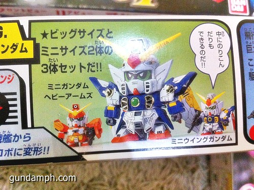 BB #148 SD Wing Gundam (3)