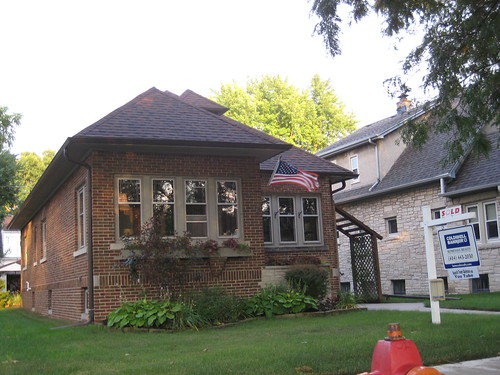 Wauwatosa bungalow (my old house)