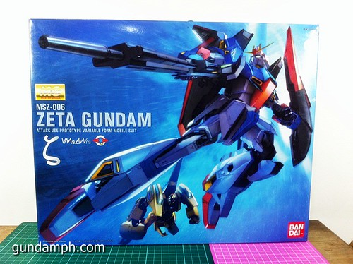 Building MG Zeta 2.0 HD Color Version (part 1) (1)