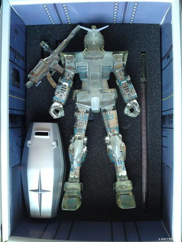 EX2001 {Unifive Master Piece Edition} - RX-78 (1)