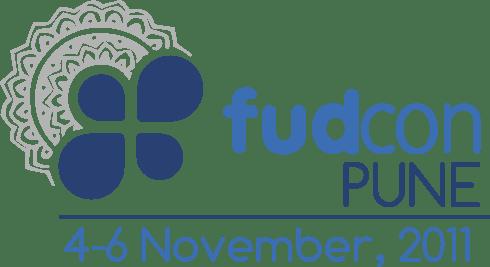 FUDCon India logo