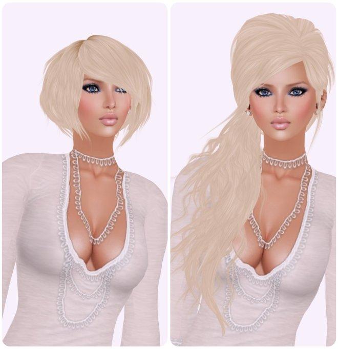 ::Exile:: Arihana and Valerie. Light Blondes Pack)