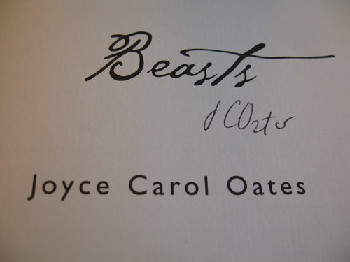 Joyce Carol Oates - foto: halighalie, flickr