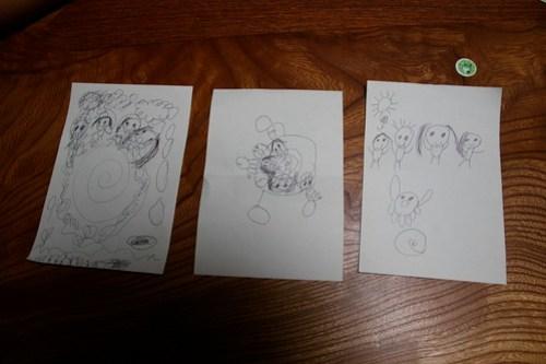 Triptych story