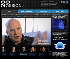 2020-Vision pix 02 - Kevin Roberts, CEO Worldwide, Saatchi & Saatchi
