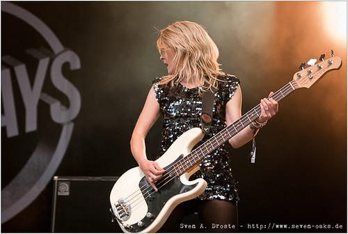 Charlotte Cooper / The Subways