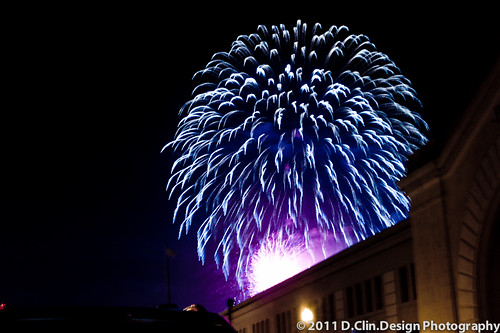 Leica Fireworks by d.clin.design
