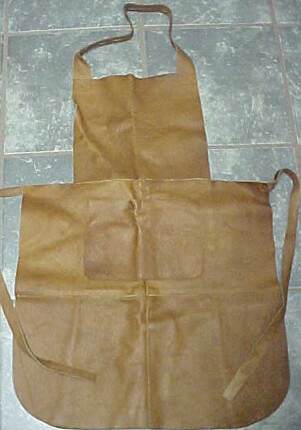 Vintage Leather Apron
